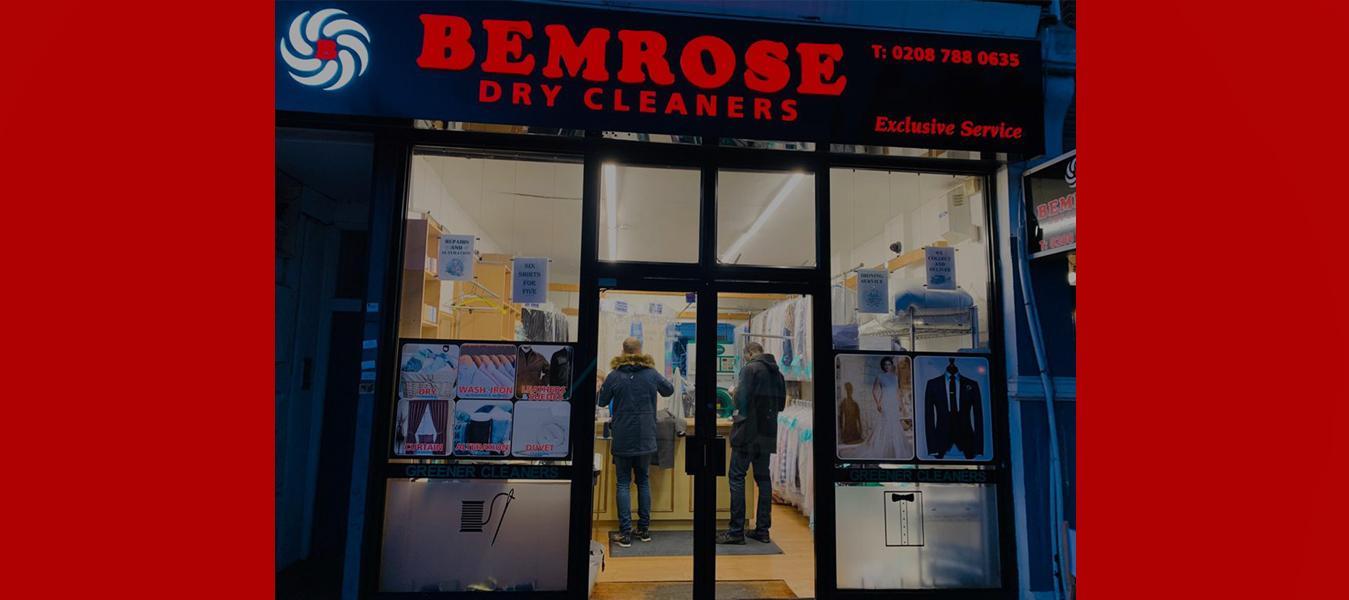 Bemrose Dry Cleaners